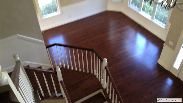 Installation & Sand & Refinishing Custom Color Stain East Northport, NY